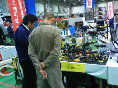 2013  コーエイ機械工具展示会に出展しました。