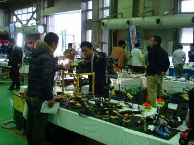 2012コーエイ機械工具展示会に出展しました。