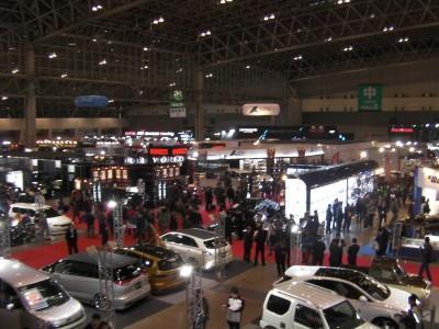 2013東京オートサロン出展しています。