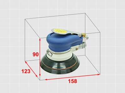 吸塵式 ダブルアクションサンダー